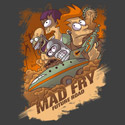 Mad Fry: Future Road