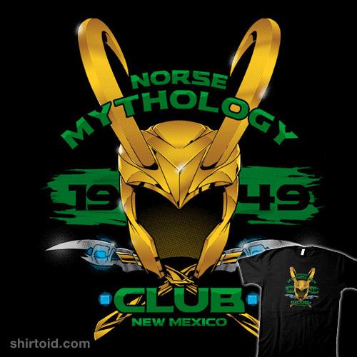 Norse Mythology Club