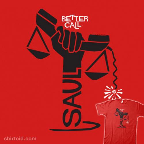 Saul on Saul