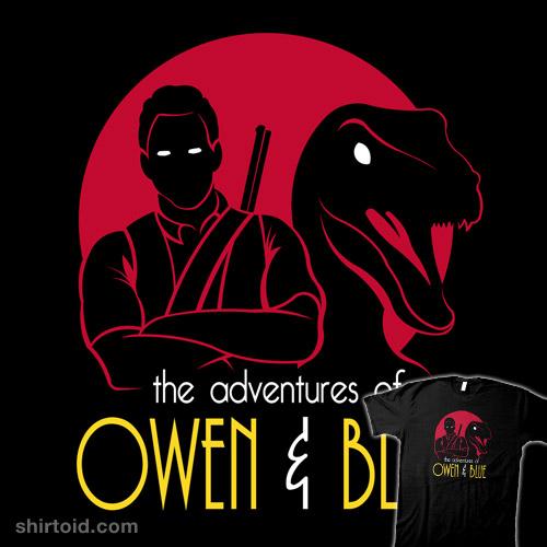 The Adventures of Owen & Blue
