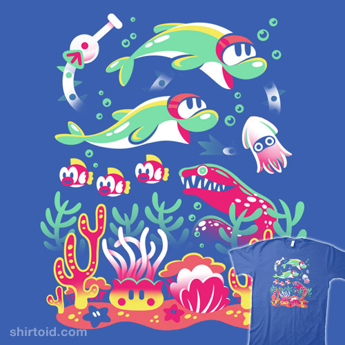 Cheep Cheep Reef