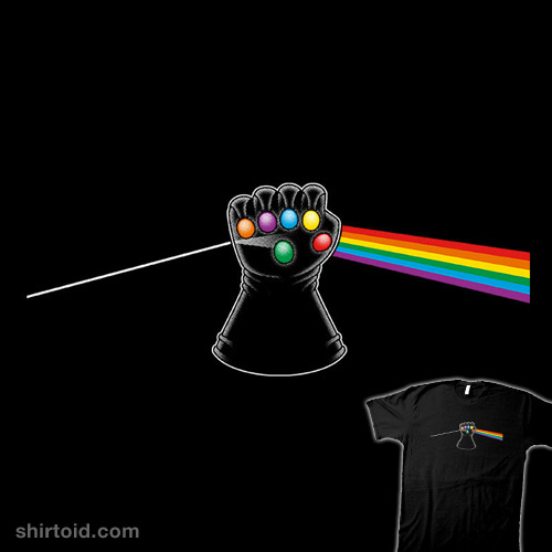 Dark Side of Infinity