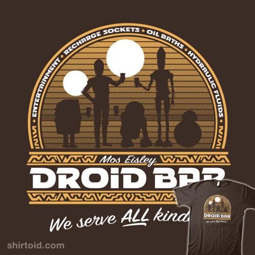 Droid Bar