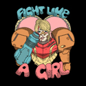 Fight Like A Bounty Girl