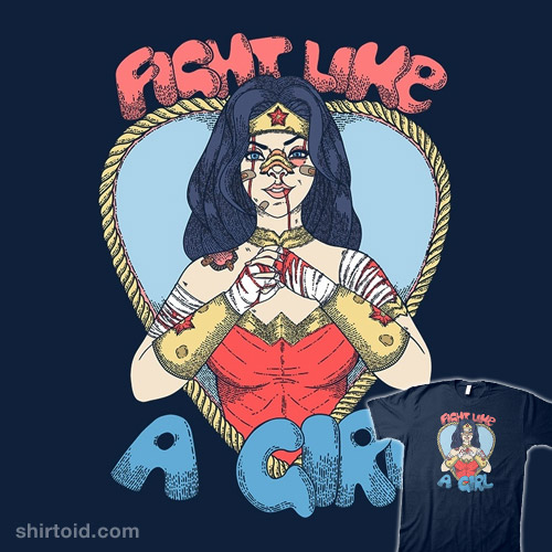 Fight Like A Woman