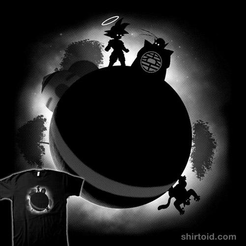 Goku in Limbo