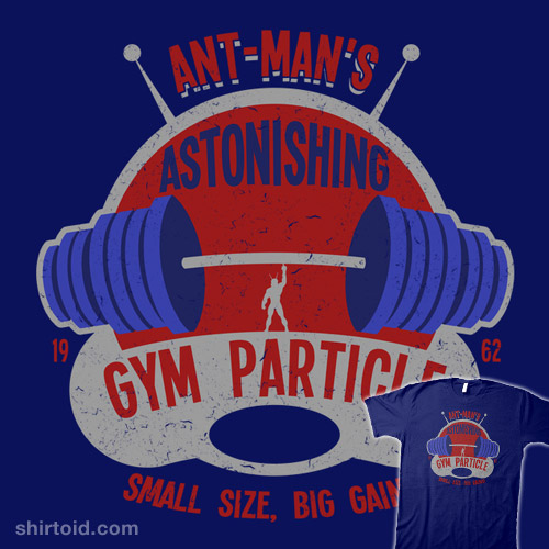 Gym Particle