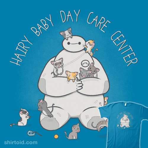 Hairy Baby Day Care Center