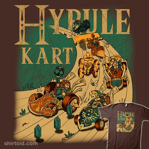 Hyrule Kart