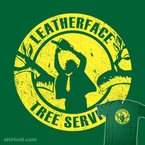 Leatherface Tree Service