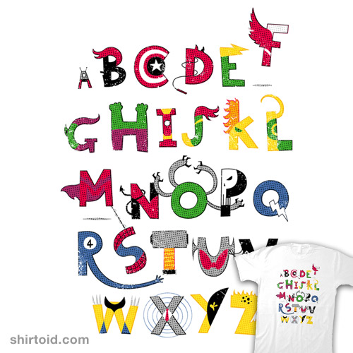Marvelous Alphabet