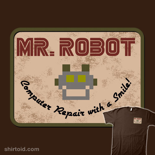 Mr. Robot Patch