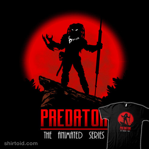 Predator: The Animated Series