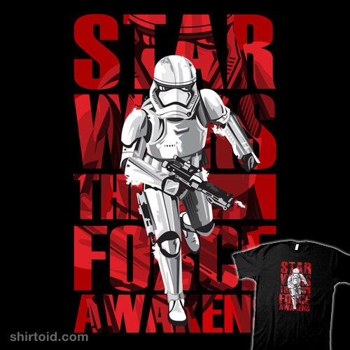 Stormtrooper New Armor