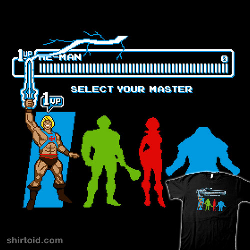 Select Your Master