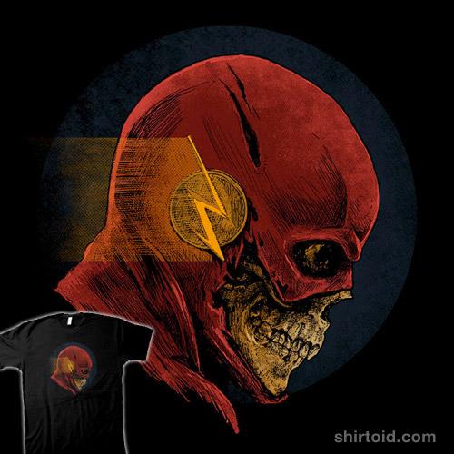 Speeding Skull