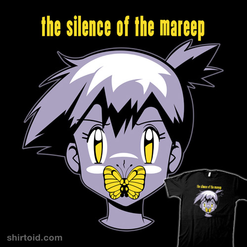 The Silence of the Mareep