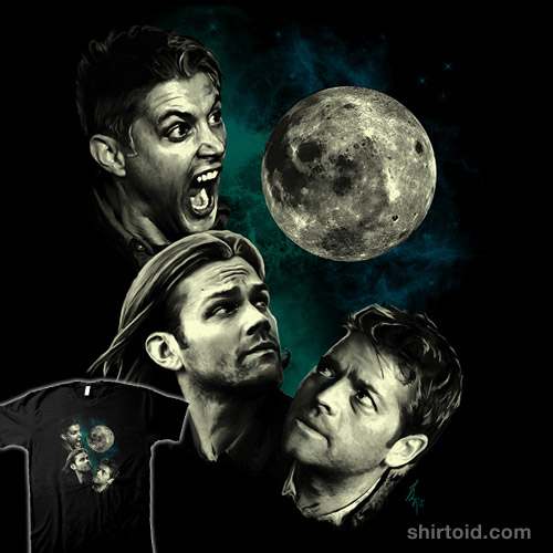 Three Super Moon