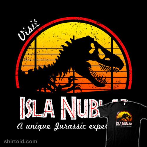 Visit Isla Nublar (Park)