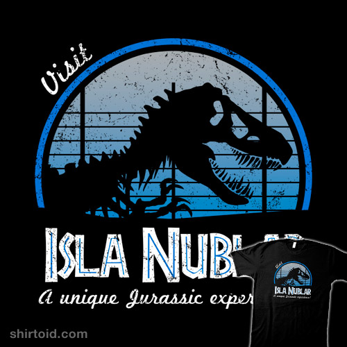 Visit Isla Nublar (World)