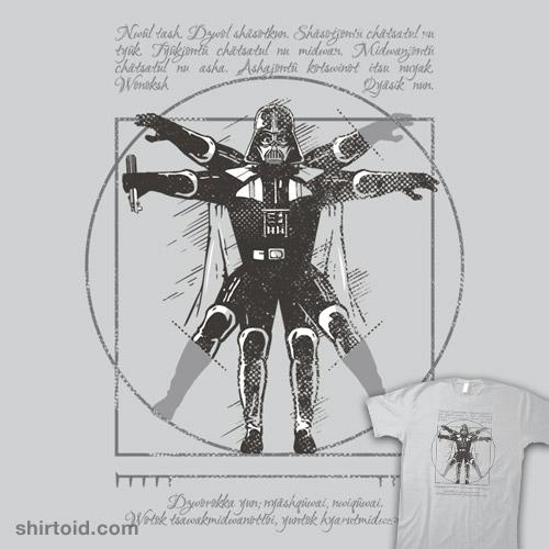 Vitruvian Dark Lord