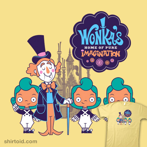 Wonka's Home of Pure Imagination