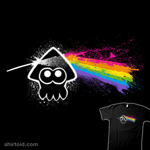 Dark Side of the Splatoon