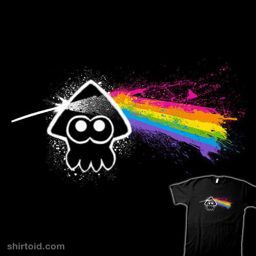 Dark Side of the Splatoon