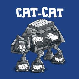 Cat-Cat by mikiekwoods ($7)