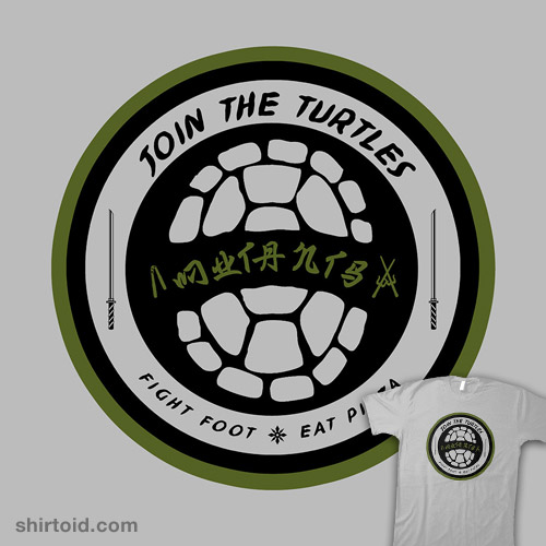 Join the Turtles