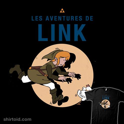 Les Aventures de Link