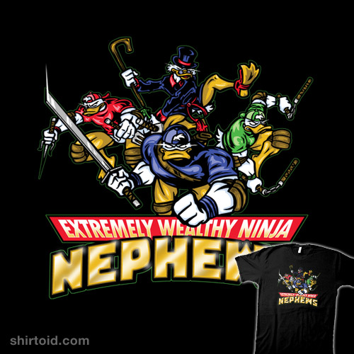 Ninja Nephews