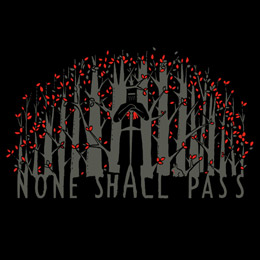 None Shall Pass by Walmazan ($7)