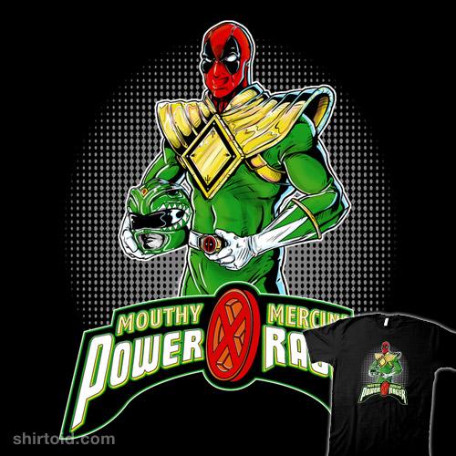 Green Power Rager