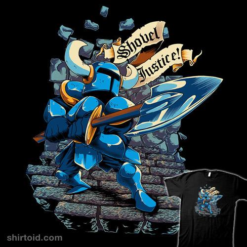 Steel Thy Shovel
