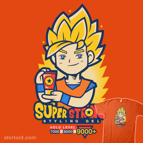 Super Saiyan Gel
