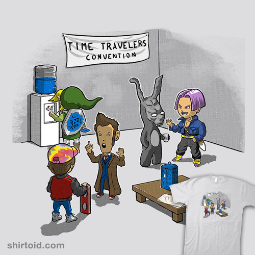 Time Travelers' Convention