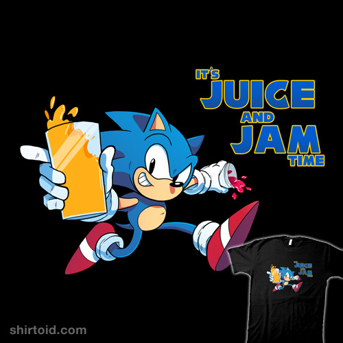 It's Juice and Jam Time!