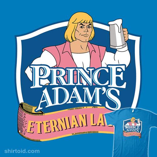 Prince Adam's