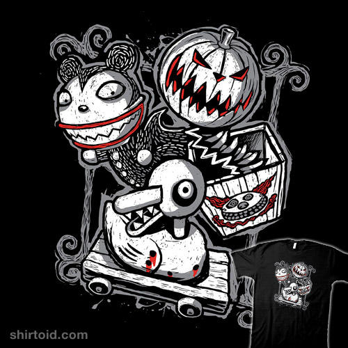 Scary Toys | Shirtoid