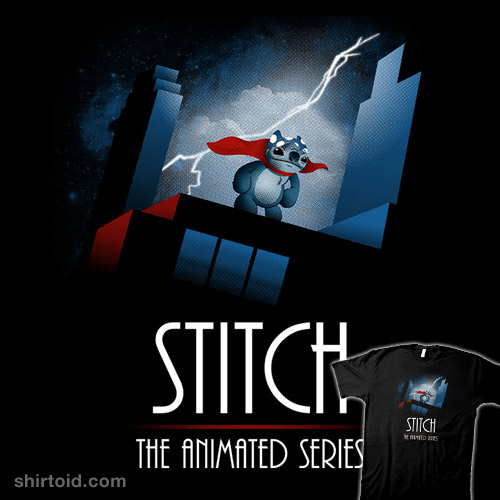 Stitch: The Animated Series