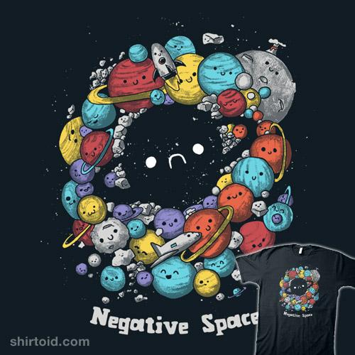 A Negative Space