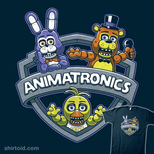 Animatronic Maniacs
