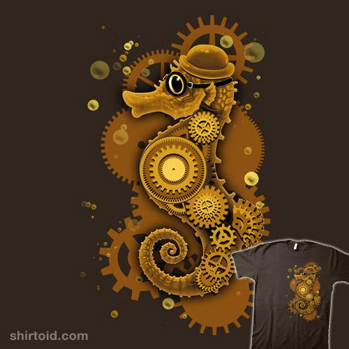 Clockwork Seahorse