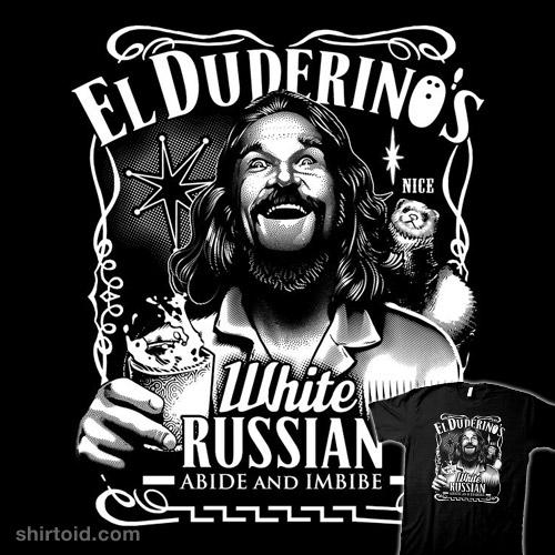 El Duderino's White Russian