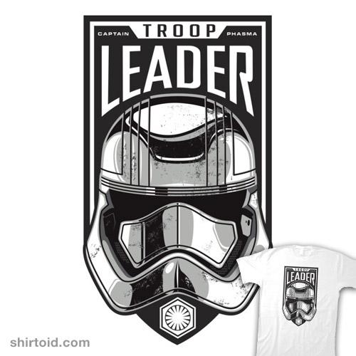 First Order Troop Leader