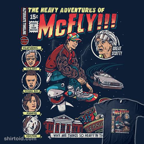 Heavy Adventures