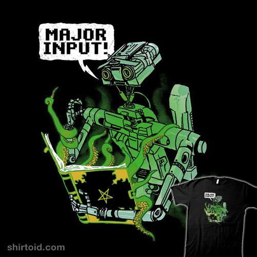 Major Input