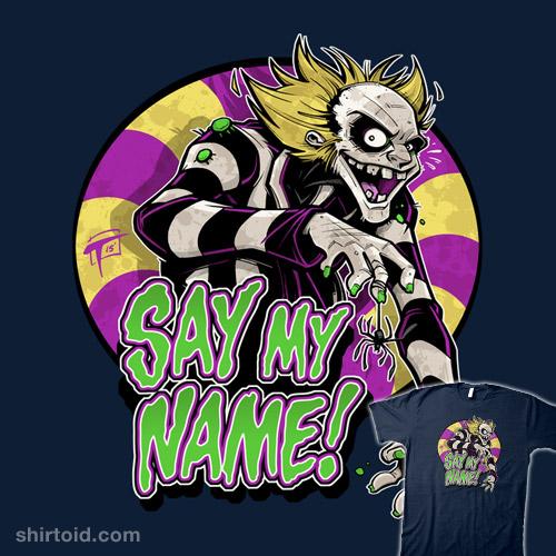 Say My Name!