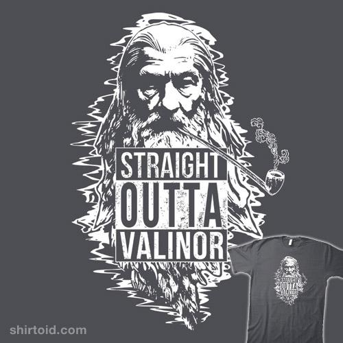 Straight Outta Valinor